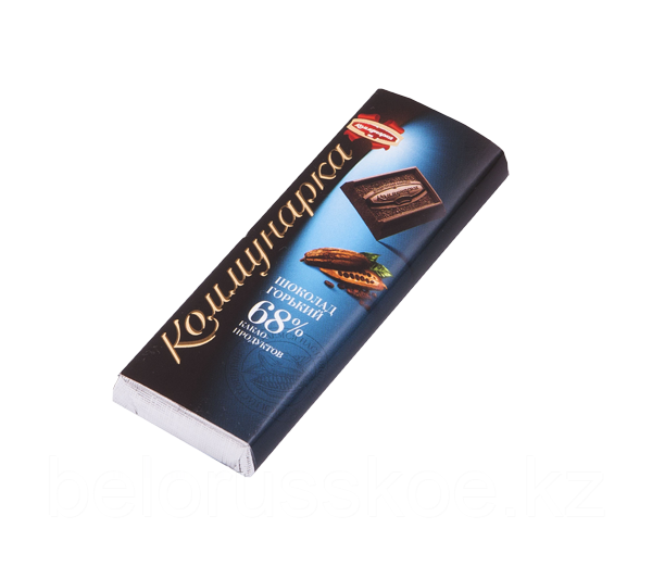 Шоколад Коммунарка горький 68% 20г.