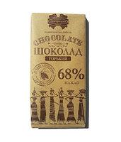 Шоколад Коммунарка горький 68% 90 г крафт.