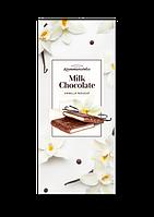 Шоколад Коммунарка Молочный с ванильной нугой