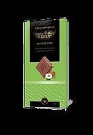 Шоколад «Коммунарка» молочный с лесным орехом 100г