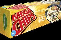 Чипсы-пластины MegaChips 50 грибы со сметаной