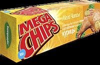 Чипсы-пластины MegaChips 100 курица