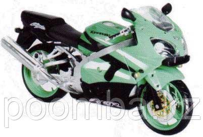 """Мотоцикл""""Kawasaki ZX-9R""""1:12"""
