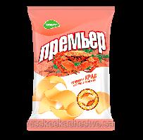 Чипсы-пеллеты Премьер краб 70 гр.