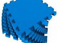 Универсальный коврик 33*33 (см) синий