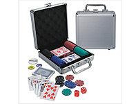 Набор для игры в покер, 100 фишек