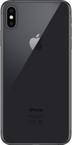 Смартфон iPhone XS MAX 64Gb Space Gray - фото 3