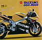 "Мотоцикл""Suzuki GSX-R600""1:12, фото 3"
