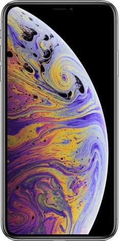Смартфон iPhone XS MAX 256Gb Silver - фото 1
