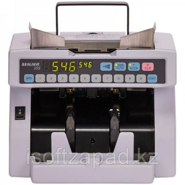 Счетчик банкнот Magner 35 S