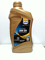 Моторное масло Eurol Evolence 0W-20 1L
