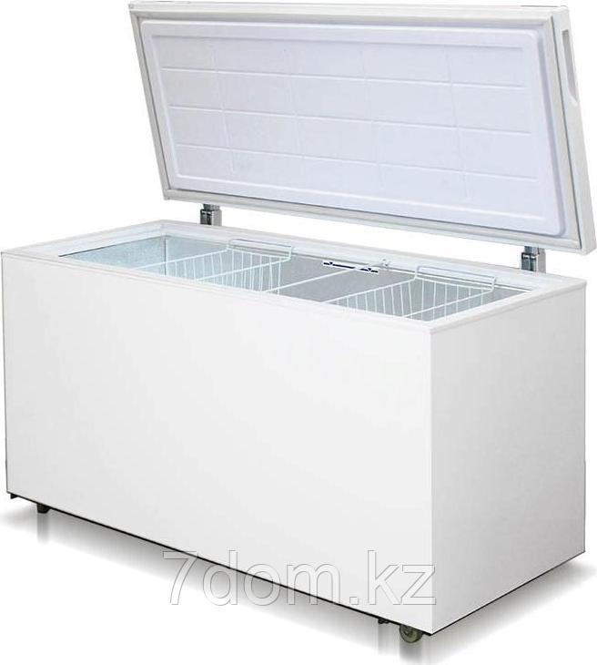 Ларь морозильный Бирюса 455VK