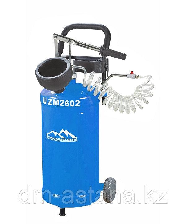 Установка маслораздаточная ручная 30 литров, TROMMELBERG