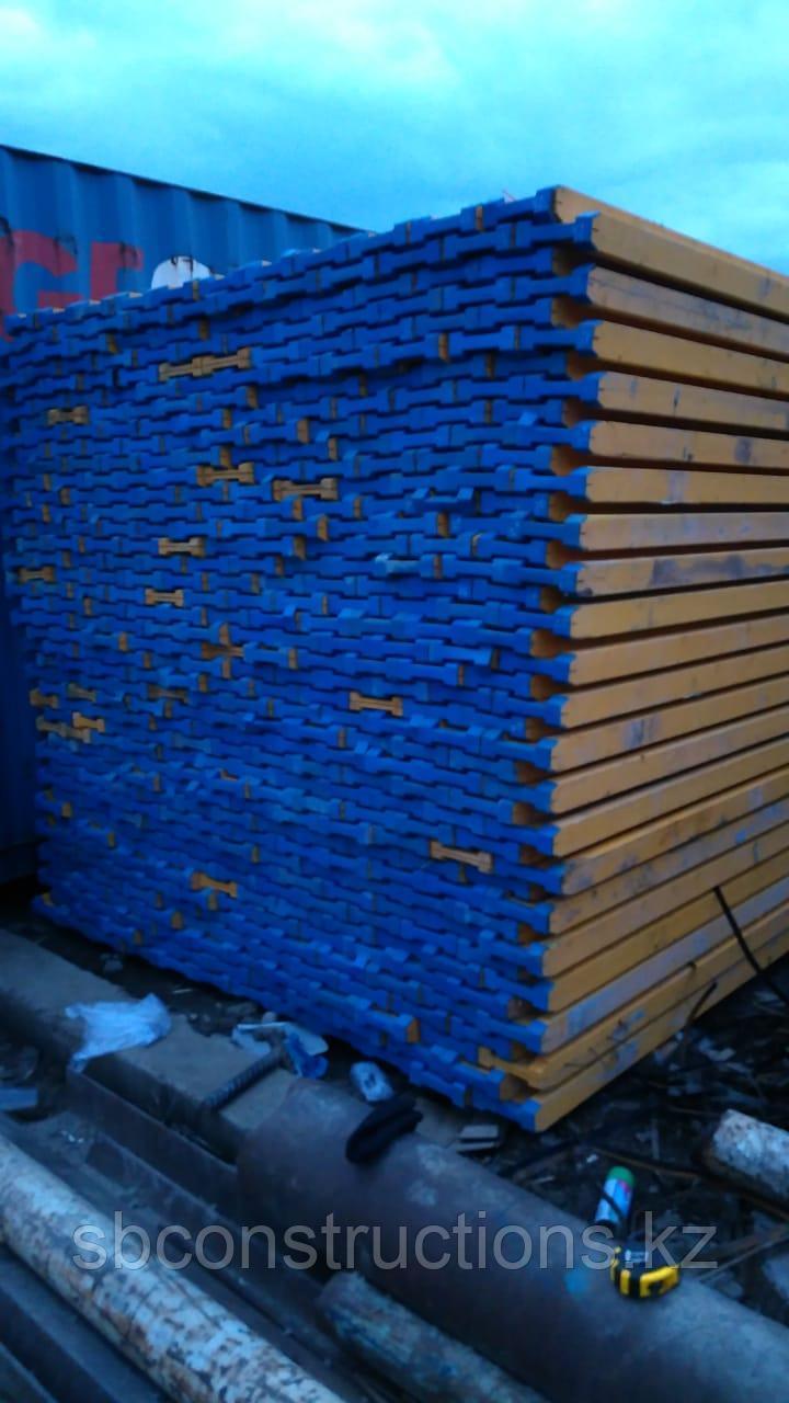 Балки деревянные Н 20 для перекрытия, брус, сарыагаш