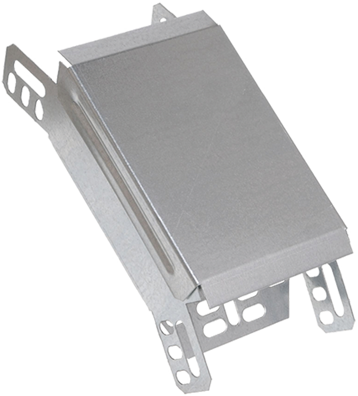 Поворот на 45 гр. вертикальный внутренний 50х150 IEK HDZ