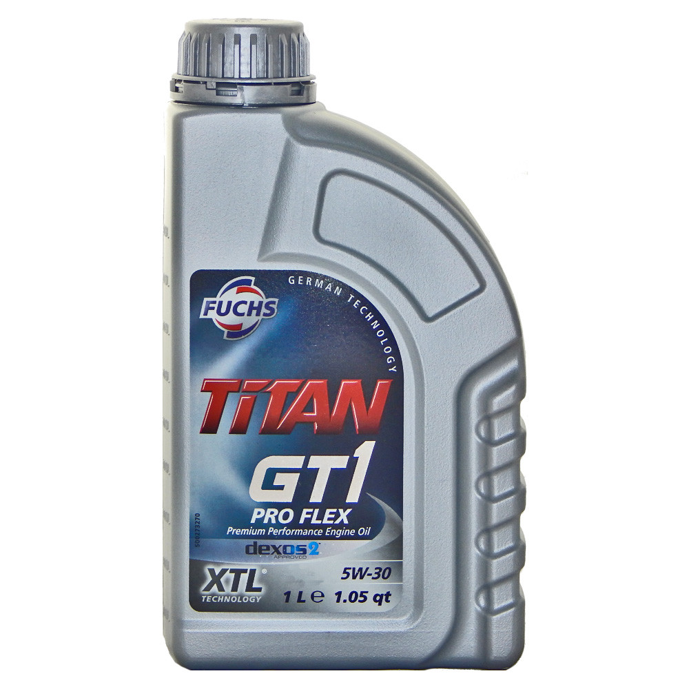 Моторное масло премиум-класса TITAN GT1 PRO FLEX 5W-30 1L