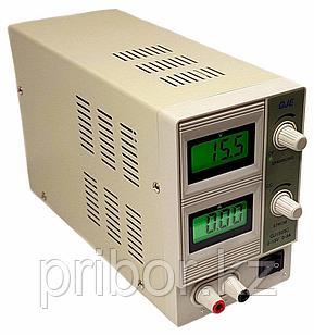 Одноканальный источник постоянного напряжения (15 В, 3 А) QJ1503C