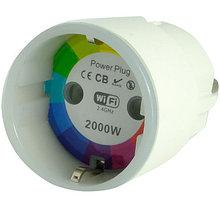 Умная Wi-Fi розетка STL NAS-WR01W-10
