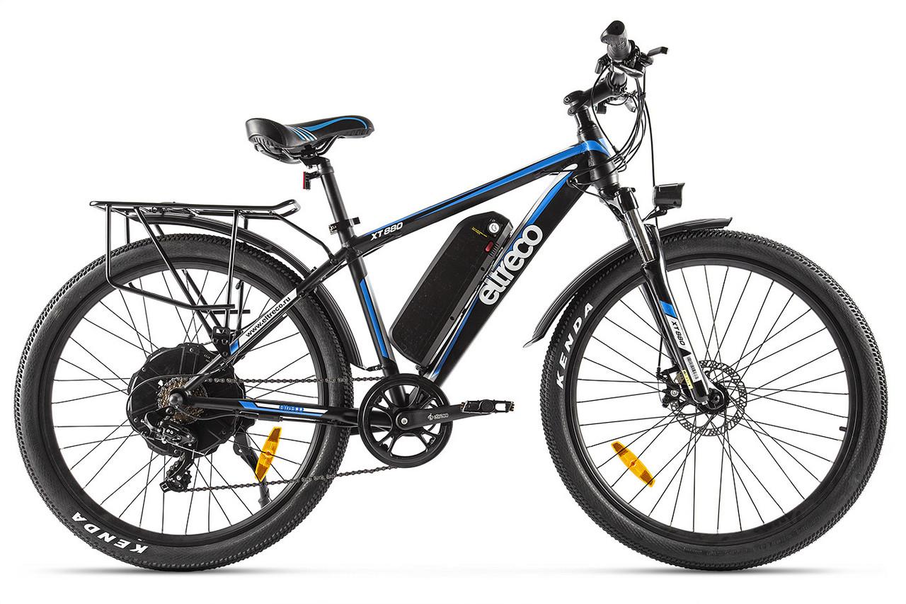 Велогибрид Eltreco XT 880D