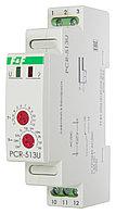 PCR-513U Реле времени, C задержкой включения. Напряжение 12-264 В АС, Выдержка времени 0,1 сек. – 24 суток, 8А