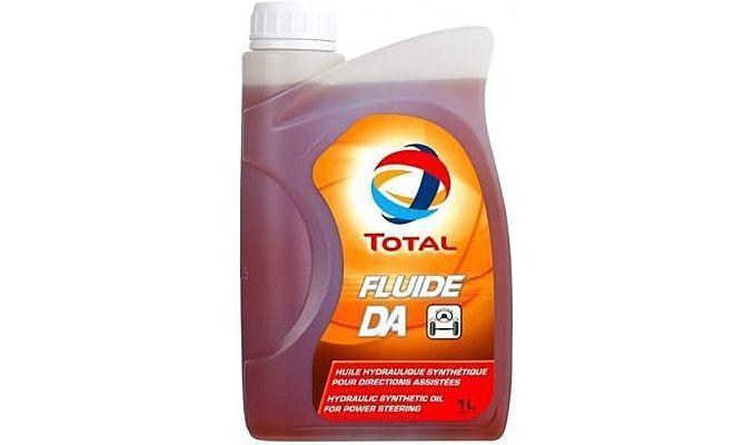Гидравлическая Жидкость ГУР Peugeot Citroen TOTAL FLUIDE DA 1л