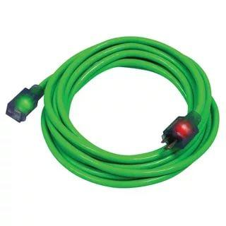EXTENSION CORD, 25FT, TYPE K