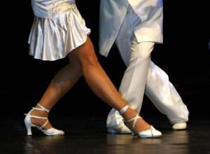 Танцевальная женская обувь для практики