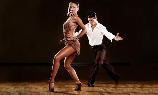 Женская танцевальная обувь для Сальсы