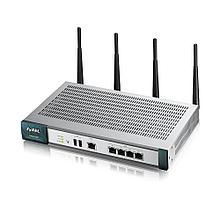 Zyxel UAG2100 Шлюз управления хот-спотами 1xWAN GE, 4xLAN GE, 802.11a/b/g/n (2,4 и 5 ГГц)