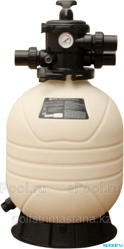 Фильтр песочный Emaux с верхним вентилем MFV 17, д.450 мм