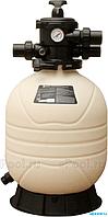 Фильтр песочный Emaux с верхним вентилем MFV 17, д.450 мм, фото 1