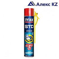 Пена монтажная Tytan STD Зимняя бытовая 750 мл