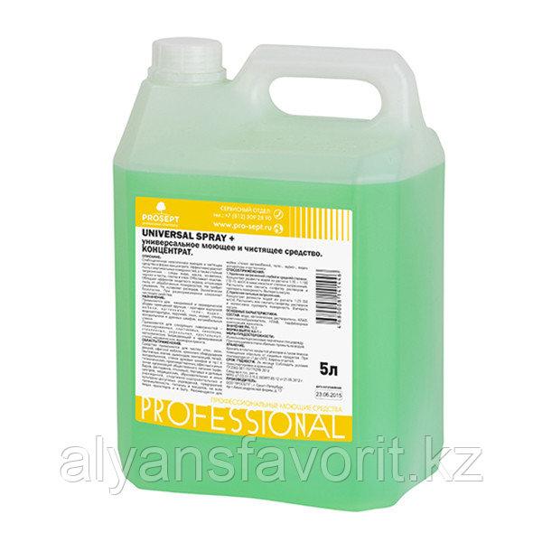 Universal Spray Plus - универсальное моющее средство. 5 литров.РФ