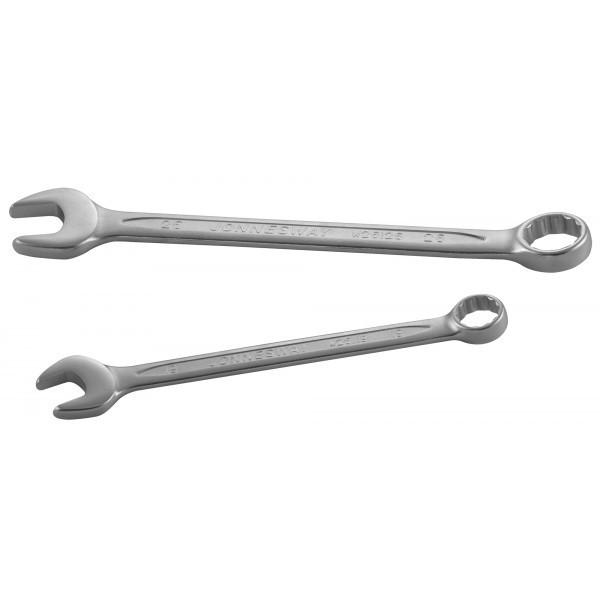 W53119 Ключ гаечный комбинированный короткий, 19 мм
