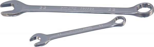 Ключ гаечный комбинированный, 11 мм 030011