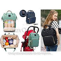 Рюкзак для мам Anello, фото 4