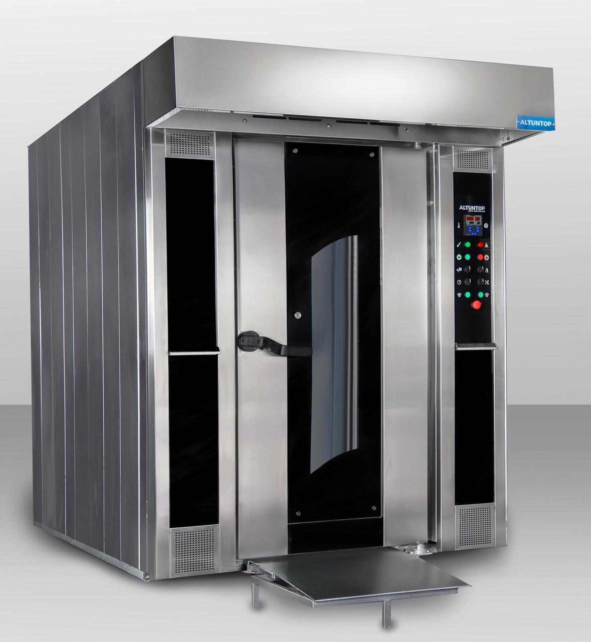 Печь ATDF-250 Газ, электричество дизель