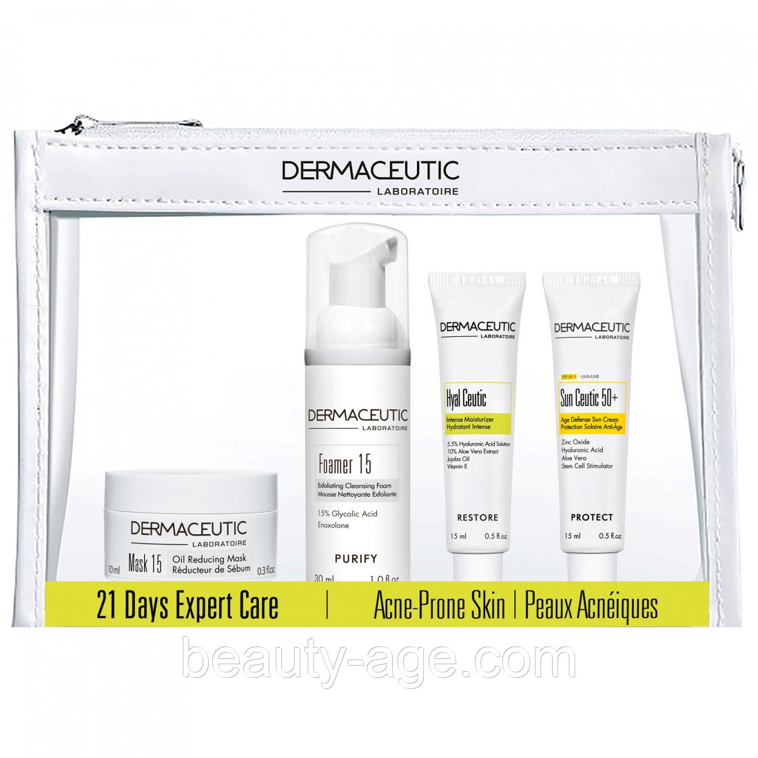 Набор Анти-Акне Acne Prone Skin Dermaceutic
