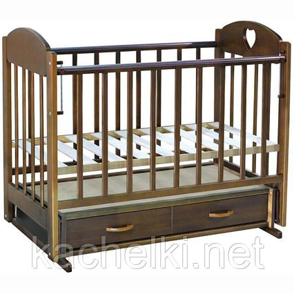 Кроватка детская Ведрусс Иришка–3