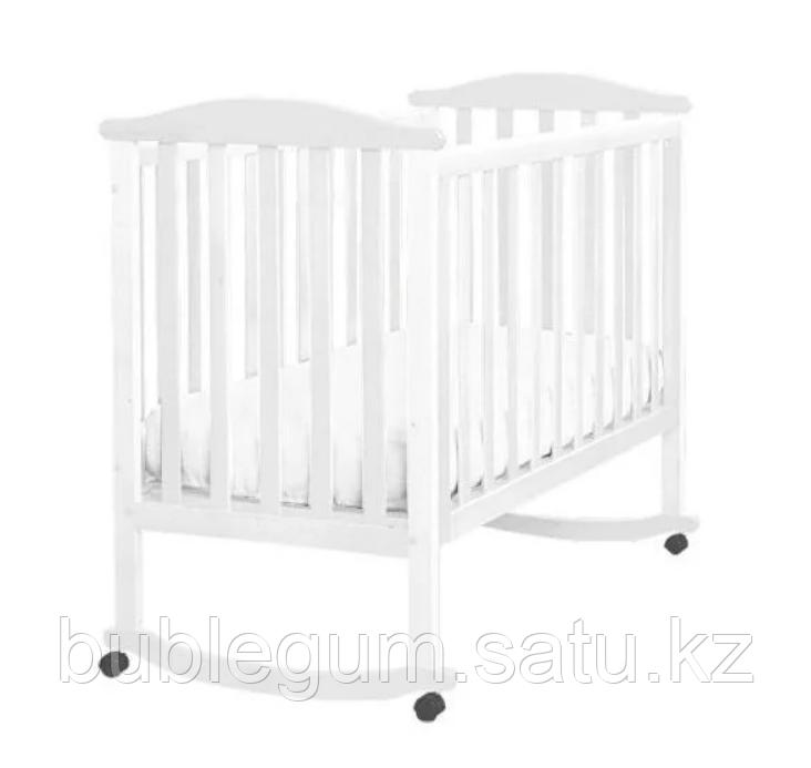 Детская кроватка-качалка Кубаньлесстрой АБ 15.0