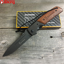 Нож туристический складной Browning DA52 усиленный