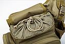 Тактическая сумка KMS - 6013, с плечевым ремнем. , фото 8