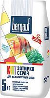 Bergauf KITT Затирка для межплиточных швов 5 кг. цвет: белая, серая