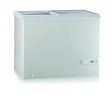 Морозильный ларь Pozis FH-255, Тип открывания: Крышка, Объем: 251 л, Крышка: Прямая стеклянная, Камер: 1, Комп