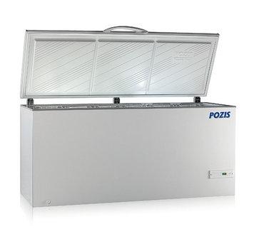 Морозильный ларь Pozis FH-258-1, Тип открывания: Крышка, Объем: 473 л, Крышка: Горизонтальная откидная, Камер: