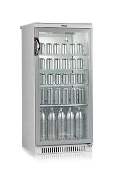 Шкаф-витрина Pozis Свияга-513-6, Тип открывания: Дверца стеклянная, Объем: 228 л, Камер: 1, Циркуляция воздуха