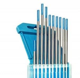 Электроды вольфрамовые WL-20, Ø 3,2 мм, цвет синий