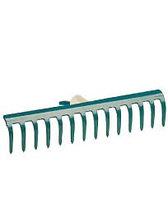 """Грабли RACO """"MAXI"""", 18 зубцов, с быстрозажимным механизмом, 460мм 4230-53806"""