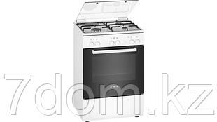 Отдельностоящ.комбинир.газовая плита Bosch HXA060F29Q