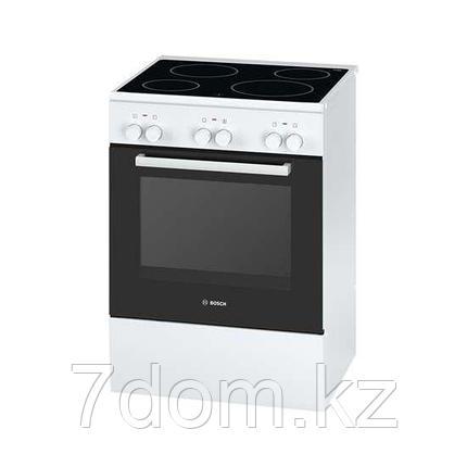 Отдельностоящ.электрическая плита Bosch HCA 422120Q, фото 2